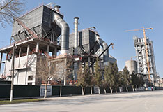 EUROCEMENT group creates an industrial cluster of building materials in Uzbekistan. EUROCEMENT group creates an industrial cluster of building materials in Uzbekistan.  Åâðîöåìåíò